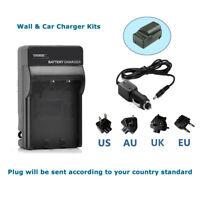 DMW-BLF19 DSTE Battery Charger for Panasonic Lumix DMC-GH3 DMC-G9 G9 DC-G9GK-K