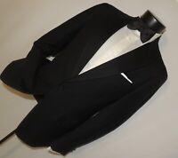 Southwick men's vintage 1 button single vent Formal tuxedo jacket 38 R