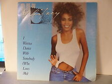 WHITNEY HOUSTON I wanna dance with somebody wHO LOVES ME 109008