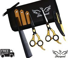 Professional Sharpend Hairdressing Hair Cutting Barber Scissors Shears 6.5""