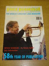 JAZZ JOURNAL INTERNATIONAL VOL 58 #8 2005 AUGUST KENNY WHEELER BILLY BAUER