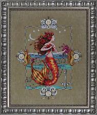 Gypsy Mermaid - MD126 - Mirabilia Chart New