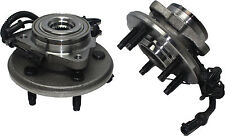 FORD EXPLORER (2002-2005) Pair LH/RH Side Front Wheel Hub & Bearing (515050)