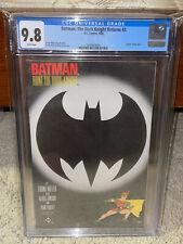 Batman: The Dark Knight Returns #3 and #4 CGC 9.8 SET! DC 1986 M9 204 207 cm