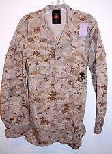 USMC Desert MARPAT Uniform Shirt by Propper Intl. Size Medium-Long (A238)