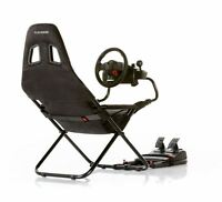 PLAYSEAT ® CHALLENGE 8717496871442 FOLDABLE GAMING RACING SEAT CHAIR FOR WHEELS
