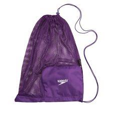 Speedo Ventilator Mesh Swim Bag - Prism Violet (Damaged Packaging)