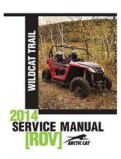 arctic cat vehicle repair manuals literature for sale ebay