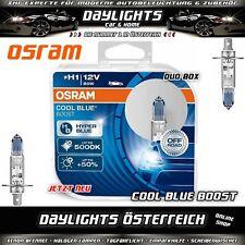 Osram H1 COOL BLUE BOOST Hyper Blue +50% Xenon Look Optik 5000K Halogen Lampe