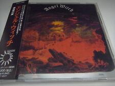 ANGEL WITCH-same JAPAN Press w/OBI NWOBHM Iron Maiden Mercyful Fate Demon Saxon