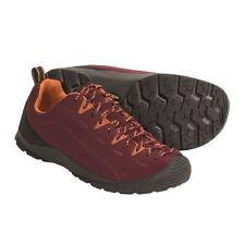 Keen Jasper Burgundy Hiking Shoes 6