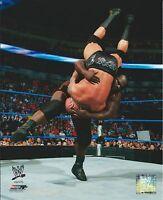 MARK HENRY VS RANDY ORTON WWE WRESTLING 8 x 10 LICENSED PHOTO NEW # 732