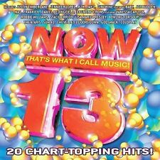 Now That's What I Call Music! 13 w/ Justin Timberlake, B2K, Jay-Z, Sum 41 & more