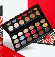 Morphe X Coca-Cola RETIRED Thirst For Life Artistry Eyeshadow Palette Official