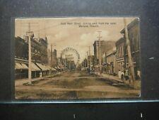 #11805. Ontario. Welland. East Main Street. Unpaved road.
