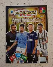 CARD INVINCIBILE CALCIATORI 2020 2021 ADRENALYN XL PANINI 466 RARE TOP !