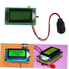 High Accuracy 1¡«500 MHz Frequency Counter Tester Measurement Meter NEW G#