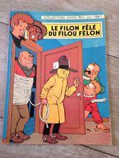 le filon fêle du filou félon TIBET (1971) une histoire du journal tintin BE