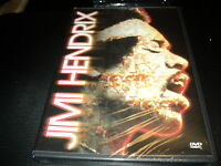 "DVD NEUF ""JIMI HENDRIX"" documentaire"