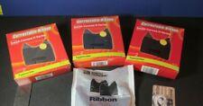 Lot Of 5 Porelon Correctable Smith Corona H Series Black Typewriter Ribbons New
