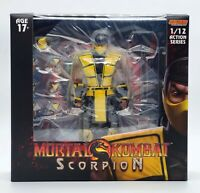 Storm Collectibles 1/12 Scale Mortal Kombat Scorpion Action Figure NEW IN STOCK