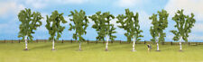 HO Scale Scenery - 25096 - Pack of 7 Birch Trees