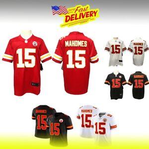Kansas City Chiefs Line Super Bowl Champions 15 Patrick Mahomes Jersey Gift