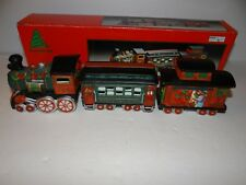Share The Joy Hand Painted 3 Piece Porcelain Train Set with Box