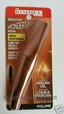 New Rimmel Wonderlash Mascara Waterproof Extreme Black With Argan Oil