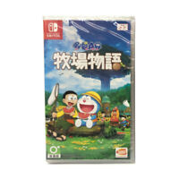 Doraemon Story of Seasons Nintendo Switch 2019 Chinese Factory Sealed