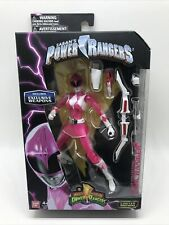 Power Rangers Legacy Collection Pink Ranger Limited Edition Unopened