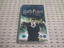 Harry Potter Und der Orden des Phönix für Sony PSP *OVP*