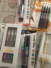Lot Of Pens And Mechanical Pencils ( As In Photo)