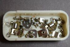 Posten Ersatzteile f altes Uhrwerk Taschenuhr Armbanduhr watchmaker