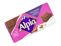 4x / 8x ALPIA Fine Nougat 🍫 premium chocolate from Germany ✈TRACKED SHIPPING