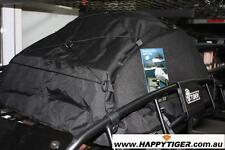 Tiber Car Soft roof top Weather-Resistant bag camping 4X4,pod 105X80X45cm 320L