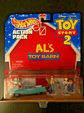 TOY STORY 2 HOT WHEELS ACTION PACK - AL'S TOY BARN