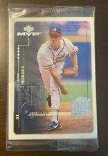 1999 Upper Deck MVP All-Star FanFest Greg Maddux Chipper Jones Sealed Pack
