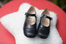 Start-rite shoes size 27 navy super cute, worn twice. Marks on toe. Great shape.