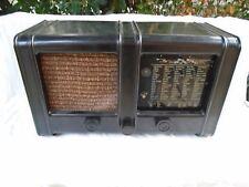 Radio a valvole in bakelite Blaupunkt  5W641    1941