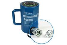 "TEMCo HC0016 - Hydraulic Cylinder Ram Single Acting 50 TON 4"" Inch Stroke"