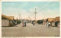 c1910 Coronado Tent City Main Street San Diego Phostint Detroit Publishing 9004x