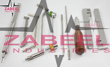 Orthopaedic Veterinary Surgical Medical 10 Pcs Set Instrument Zabeel industries