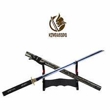 Katana Full Tang, Sharp Real Handmade Battle Ready Sword Katana with Sheath