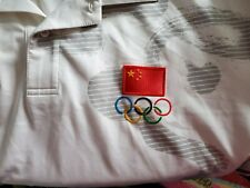 Men's London 2012 Olympics Polo Shirt Size 4XL - China team