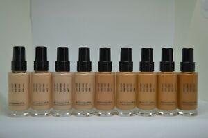 Bobbi Brown Skin Foundation SPF 15 BNIB 1fl.oz./30ml ~choose your shade~