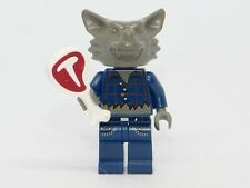 bd81ed9e60 Werewolf Minifigure with blue jeans and steak meat