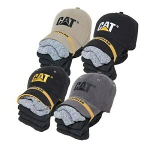 CAT Cap & Sock Bundle Pack include 1 cap/beanie + 5 pair socks random colour