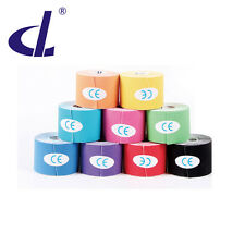 Sports Tape Kinesiology Elastic 5m Physio Muscle Strain Injury Support KT Ares