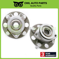 2 Front Left Or Right Wheel Bearing Hub Assembly For Nissan Versa 4 Lug 513308